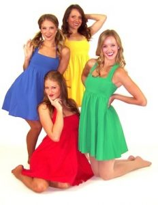 SOLID COLOR DRESSES