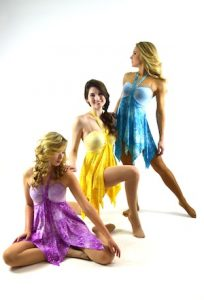 PASTEL LYRICAL DRESSES