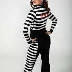 JAIL HOUSE ROCKS OUTFIT WITH HAT